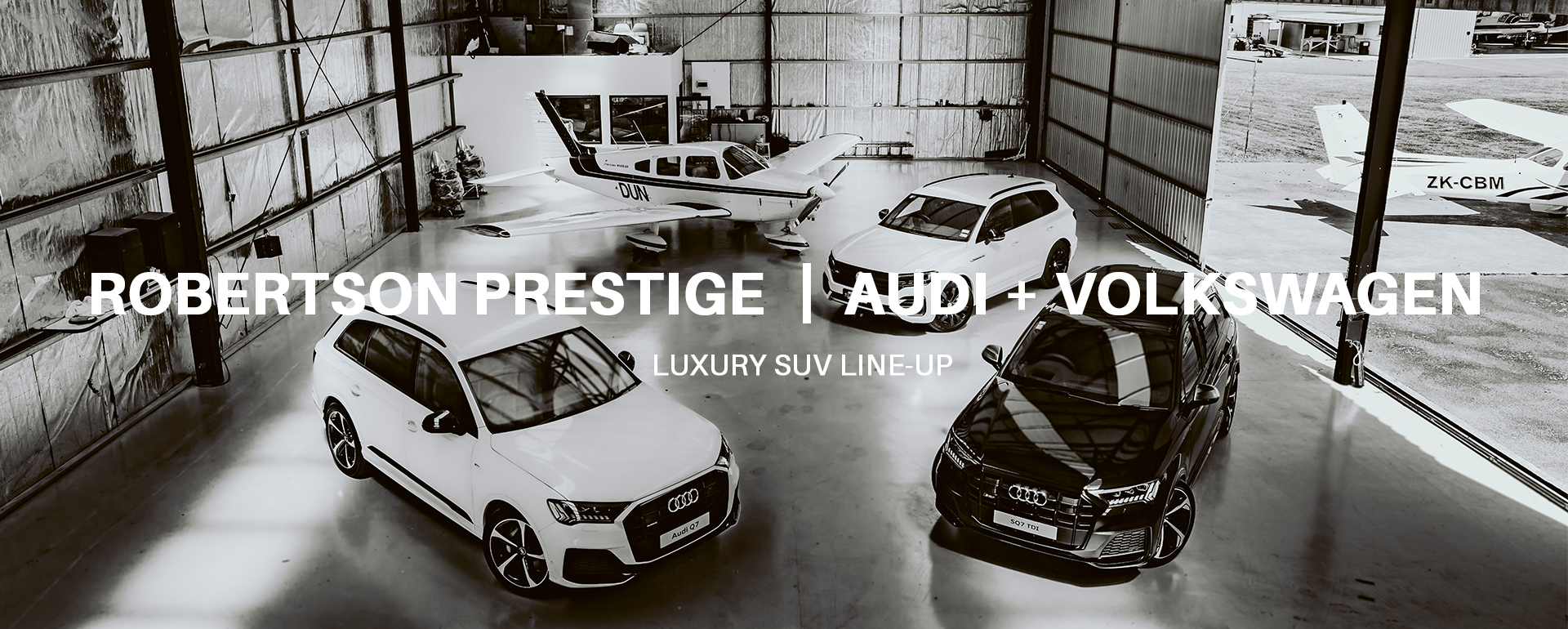 Luxury SUV Lineup